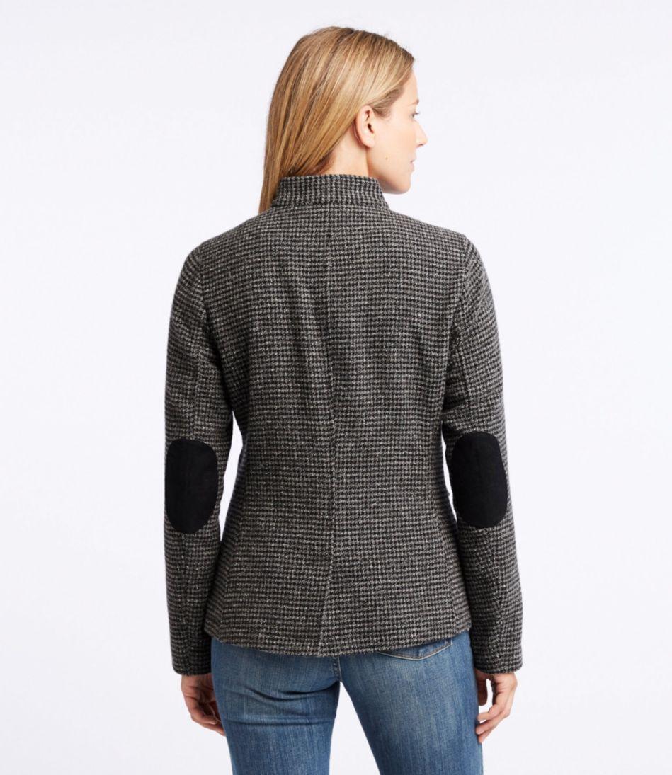 Stonington Jacket, Houndstooth