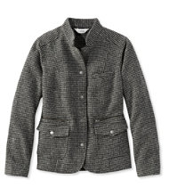Stonington Jacket, Houndstooth
