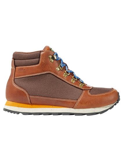 b45772243bd Men's Waterproof Katahdin Hiking Boots, Leather Mesh