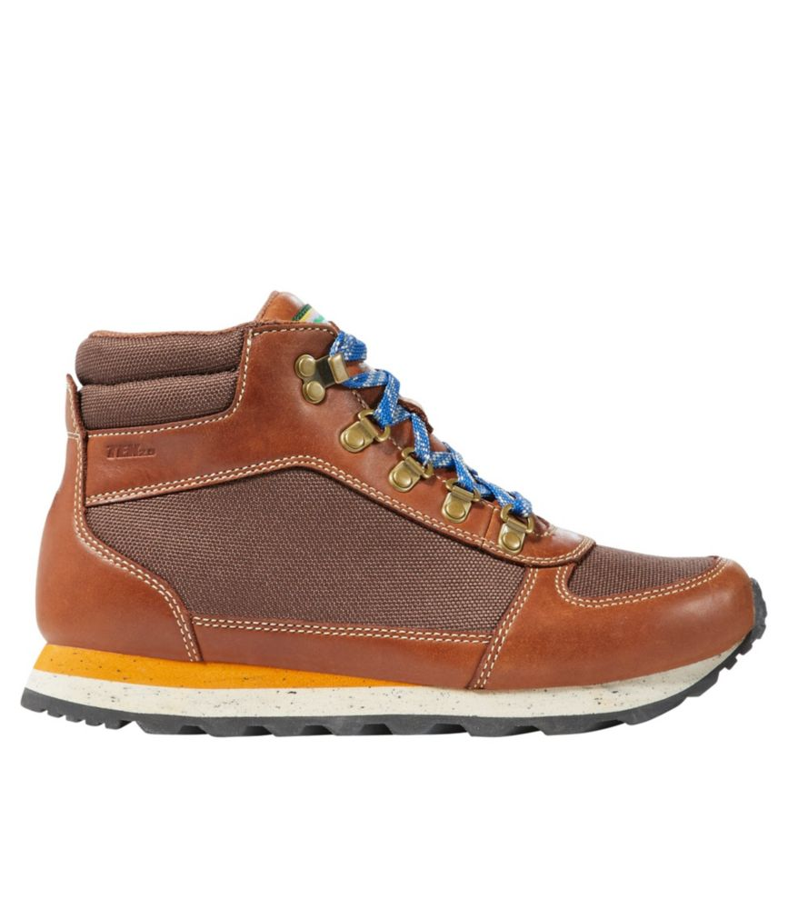 2019 year style- Hiking womens boots leather