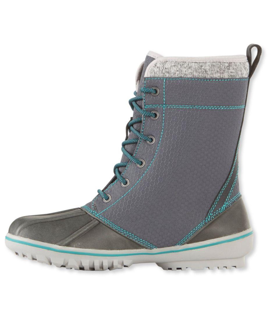 Women's Bar Harbor Boots, Nylon Mid