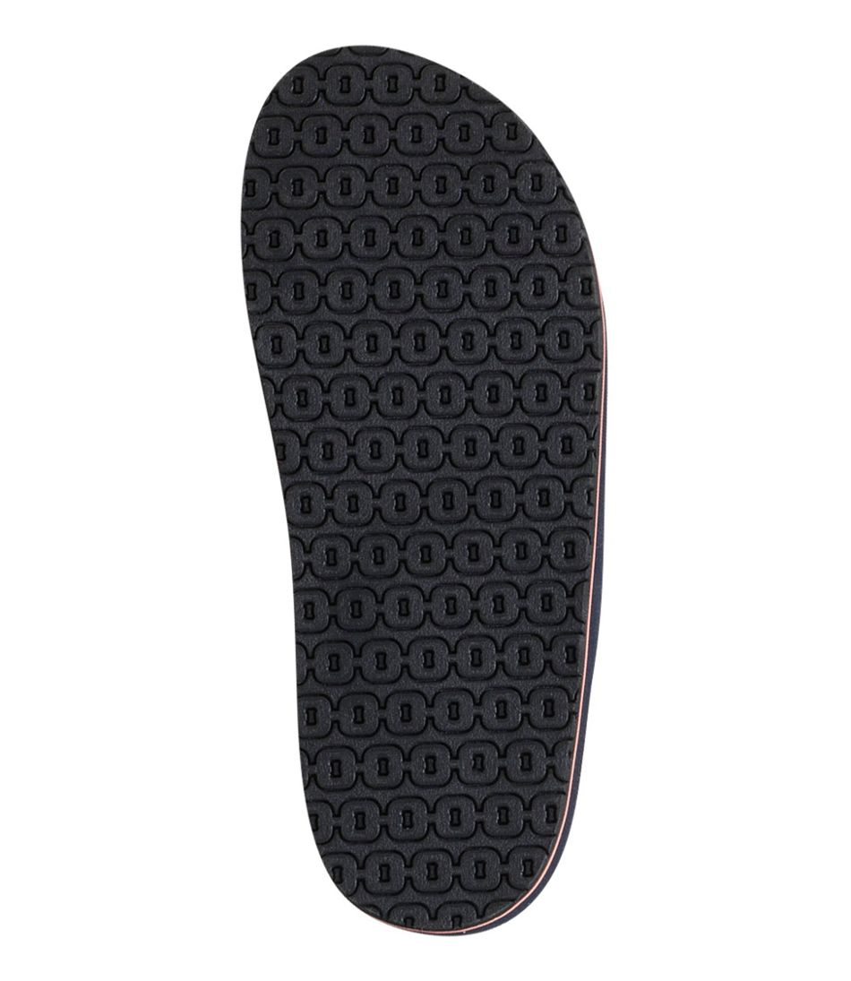 Maine Isle Flip-Flops, Woven Print