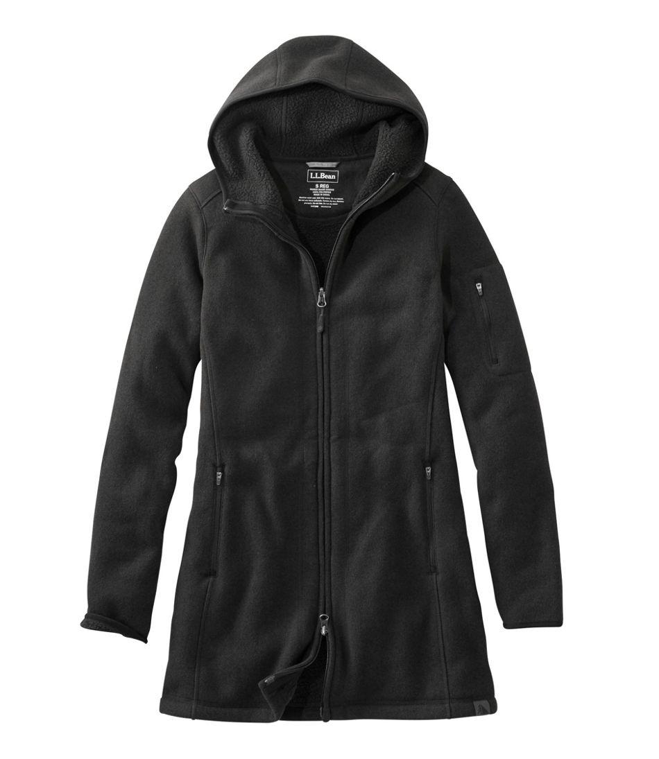 L.L.Bean Sweater Fleece Coat