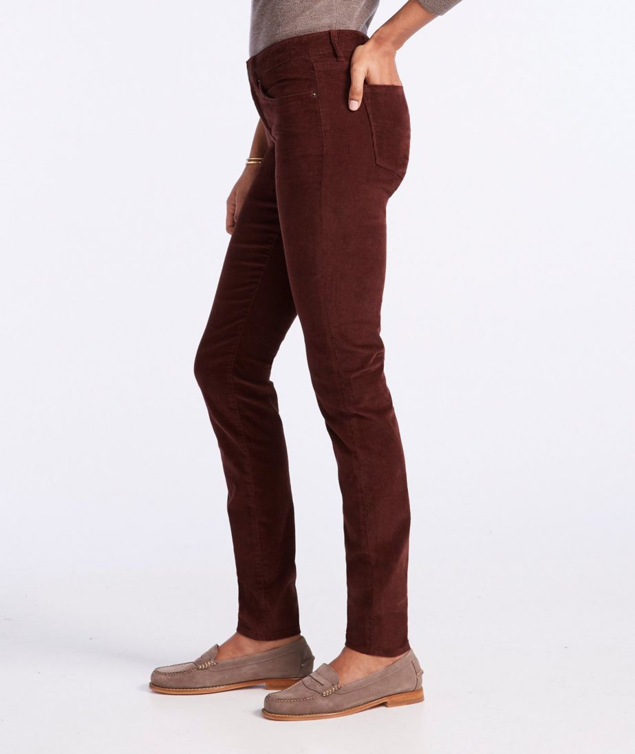 Signature Skinny Corduroy Pants