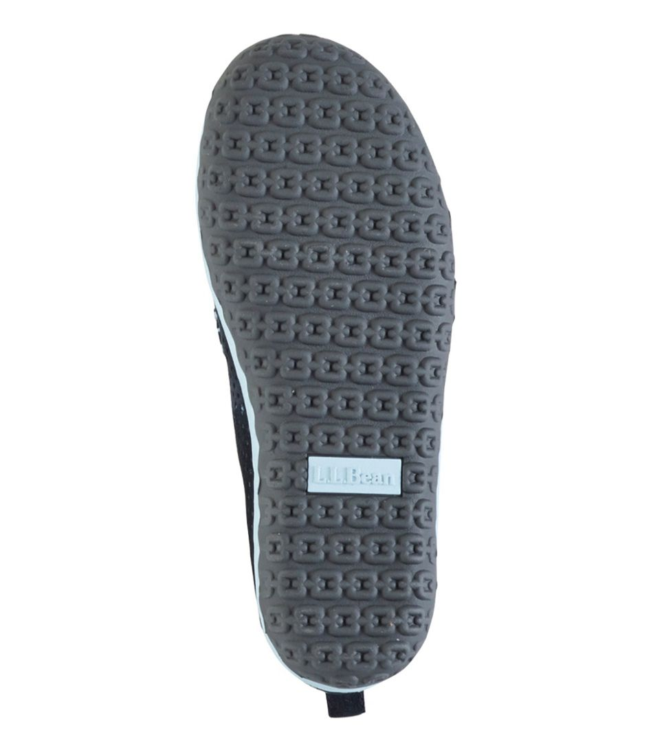Women's Mountain Slipper Moccasins, Perforated