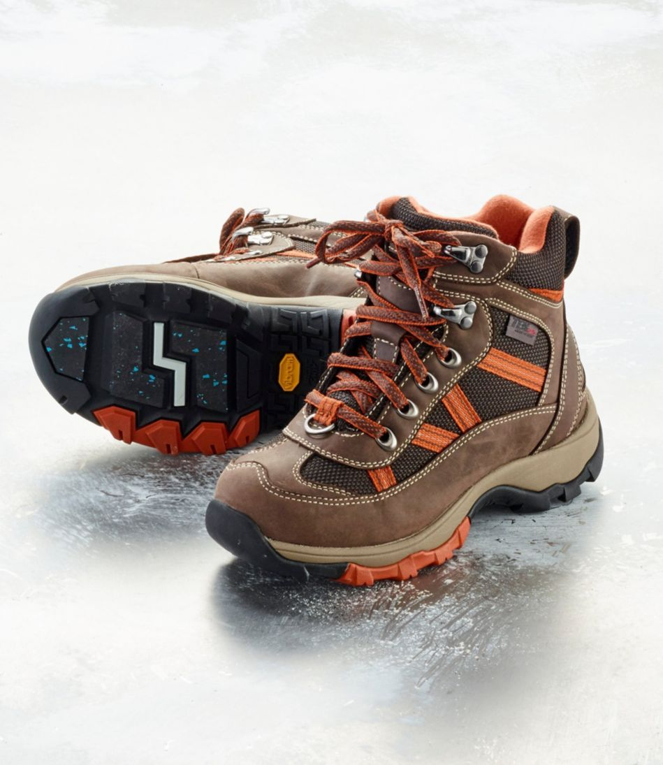 Kids' Snow Sneakers with Arctic Grip