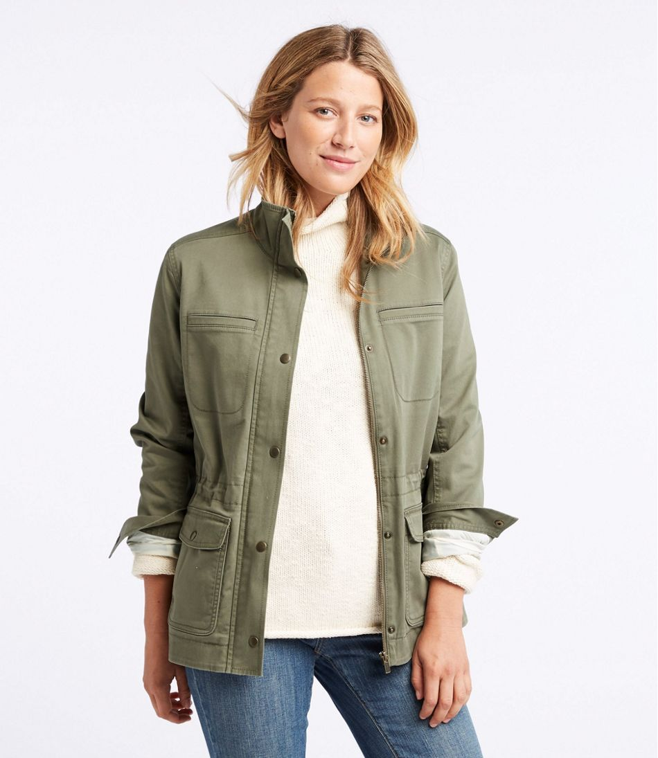 2c19d5f162 Classic Sherpa-Lined Utility Jacket