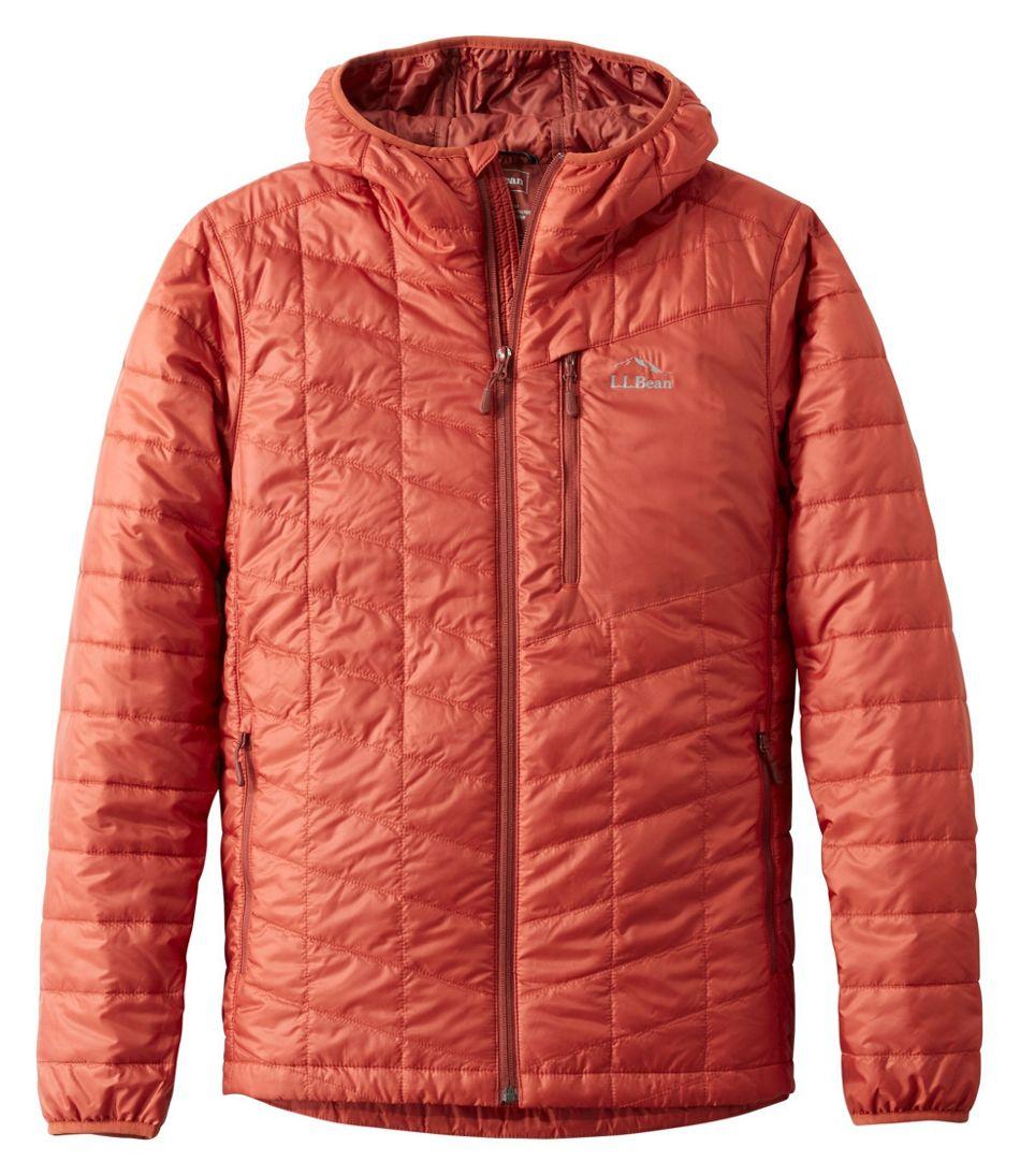 Men's PrimaLoft Packaway Hooded Jacket