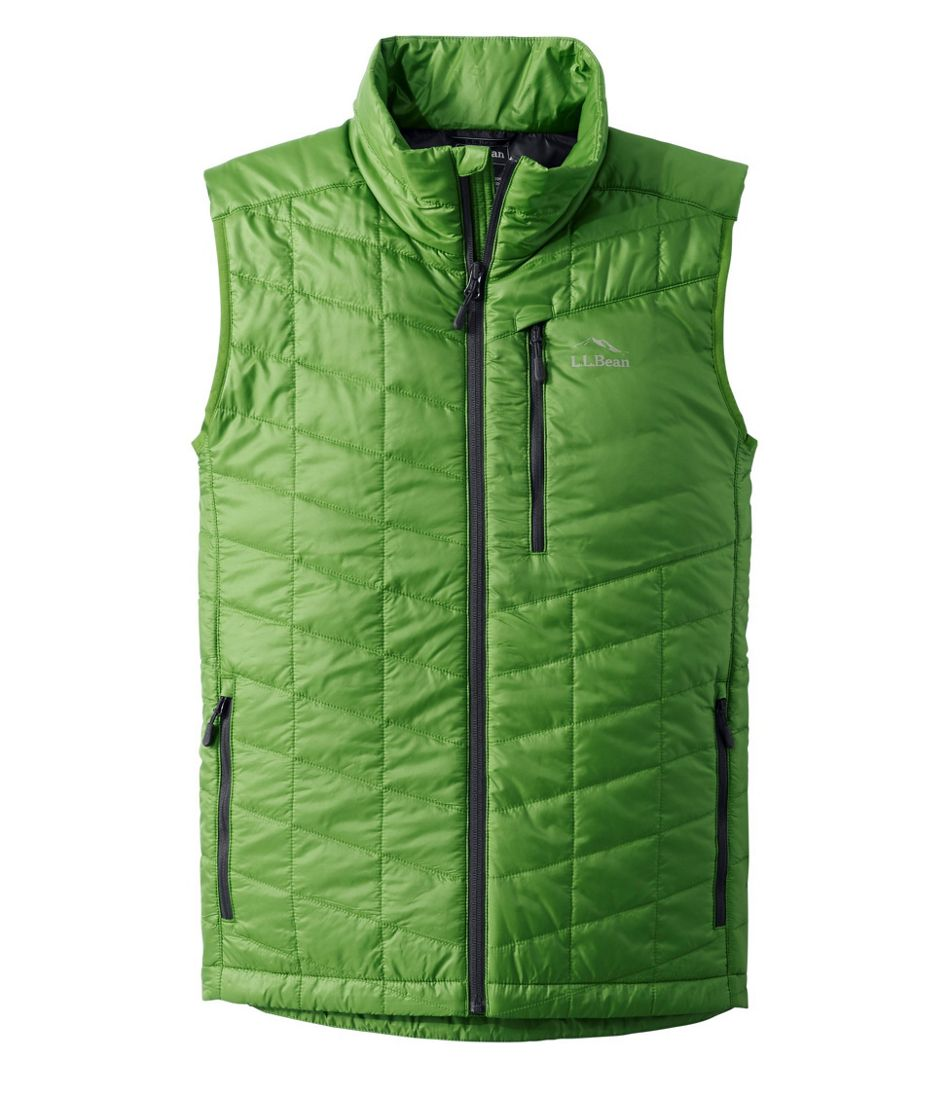 Men's PrimaLoft Packaway Vest