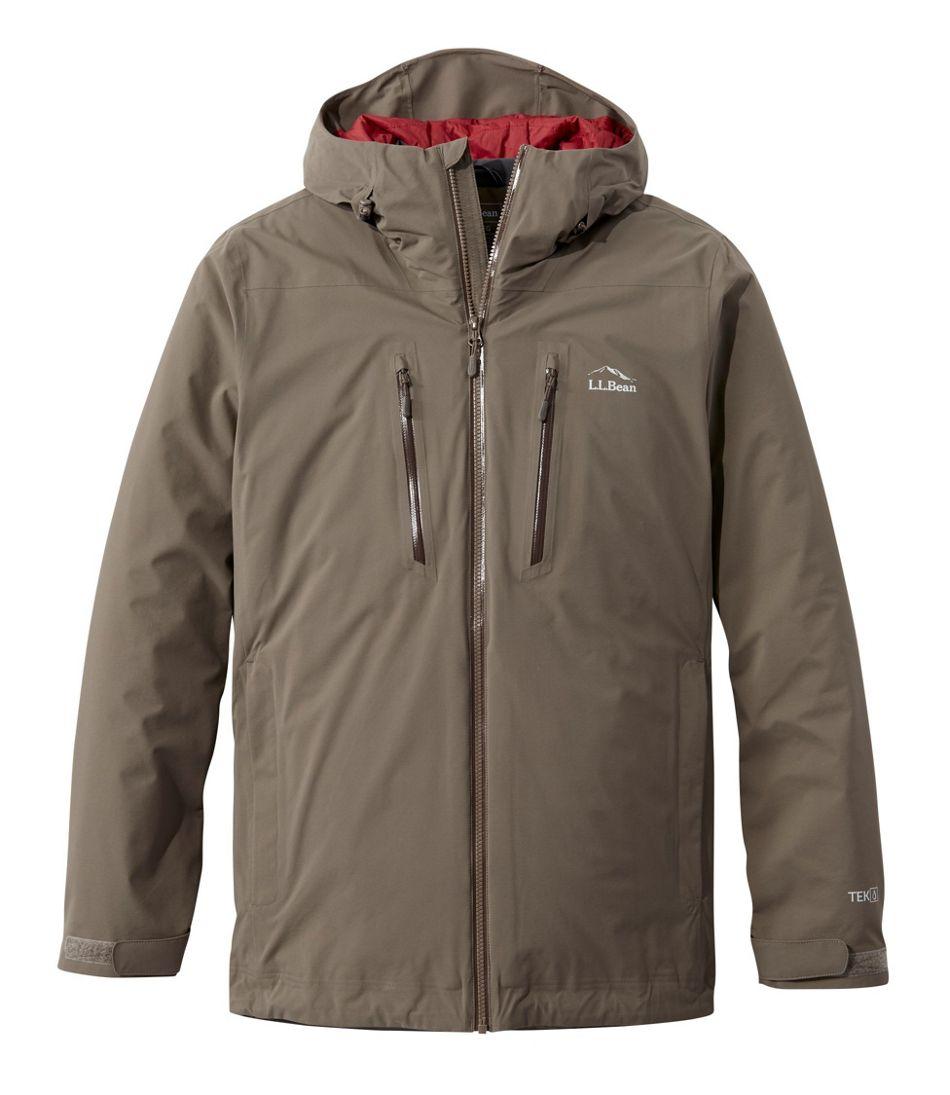 Men's Waterproof PrimaLoft Packaway Jacket