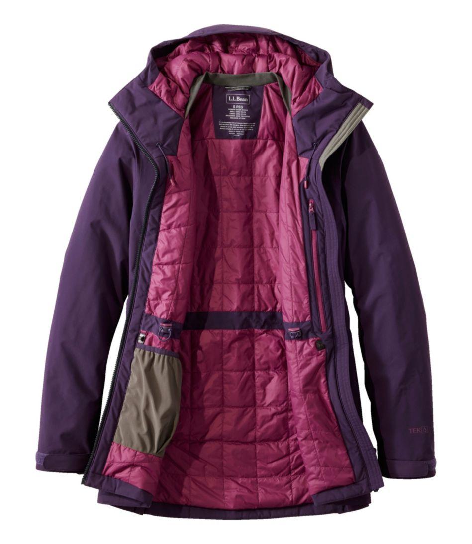 Women's Waterproof PrimaLoft Packaway Jacket