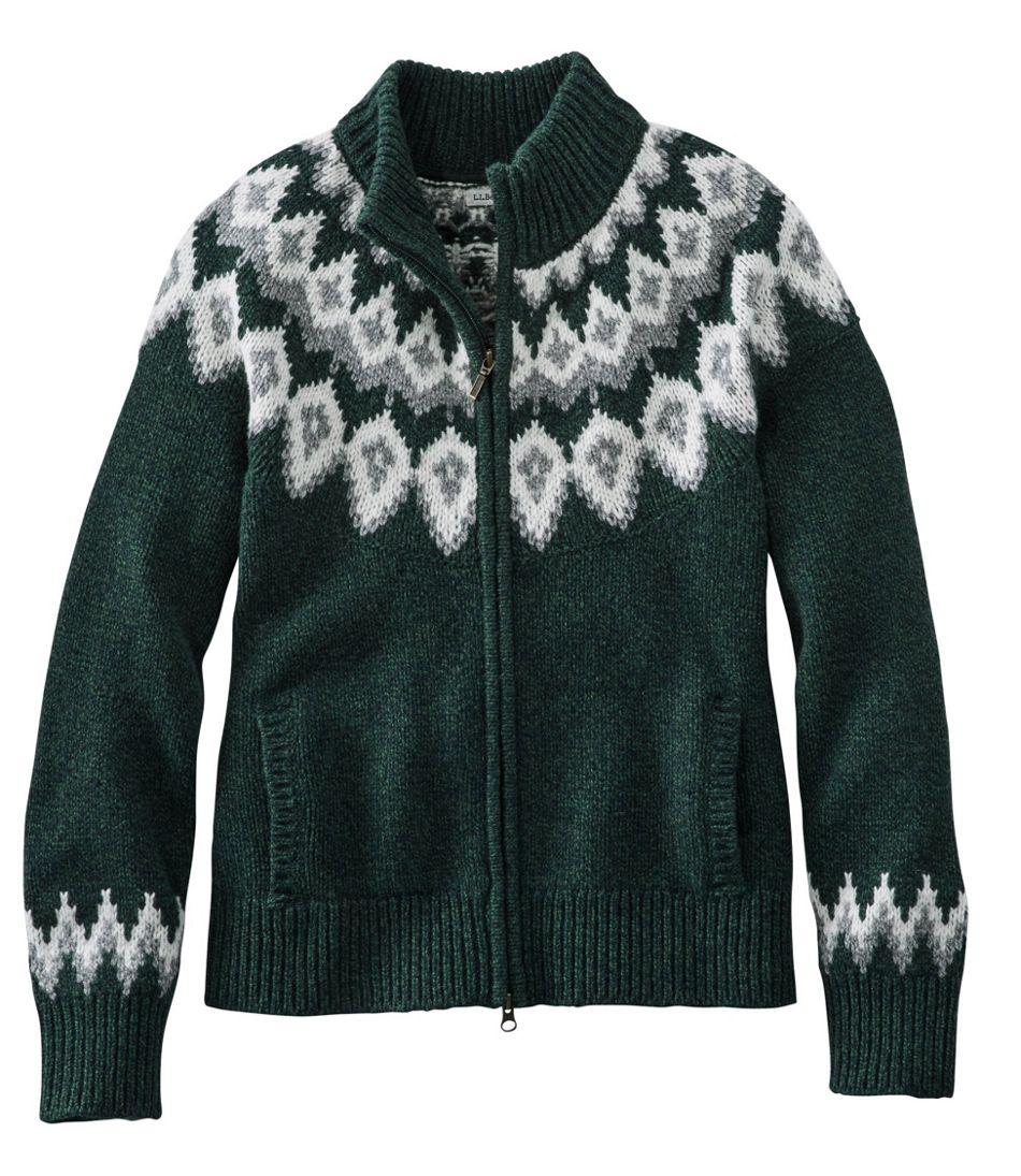 b48d86026 L.L.Bean Classic Ragg Wool Sweater