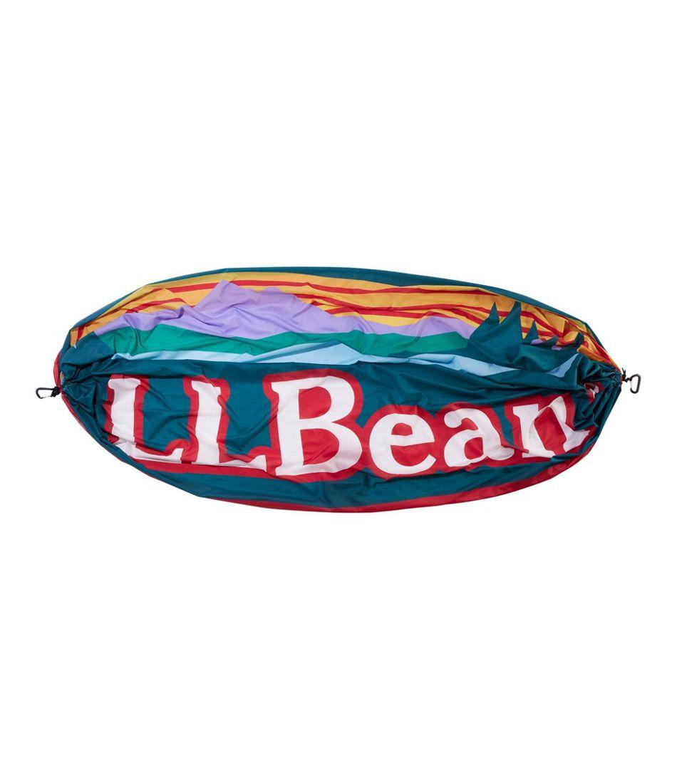 L.L.Bean Camping Hammock with Katahdin Logo