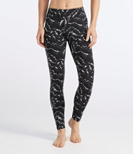 Boundless Performance Tights, Marble Print