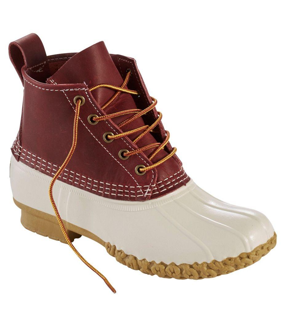 "Women's Small Batch 6"" L.L.Bean Boots"