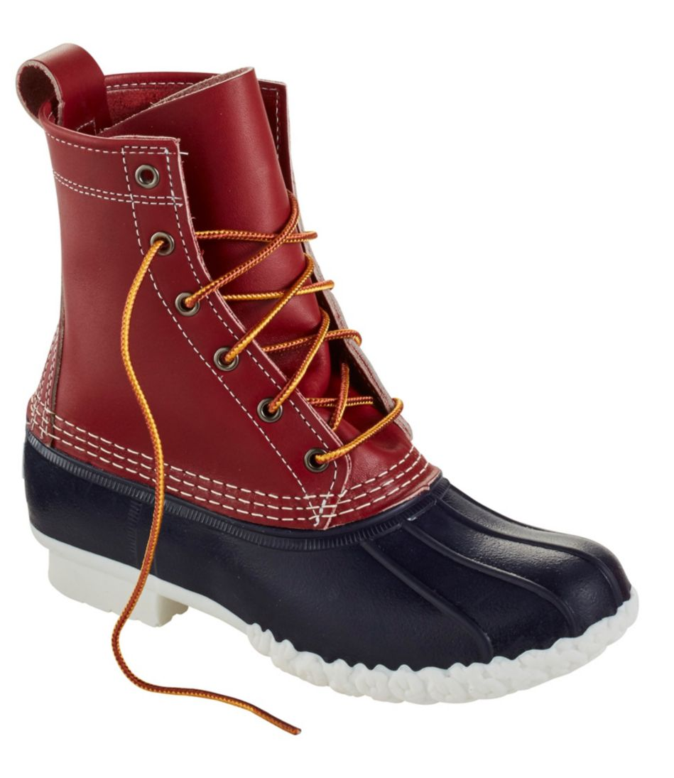 "Women's Small Batch L.L.Bean Boots, 8"""