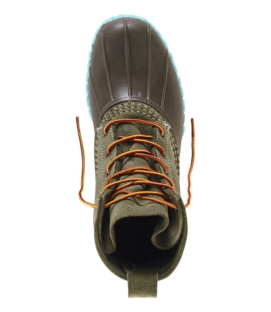 "Women's Small Batch L.L.Bean Boots, 8"" Suede"