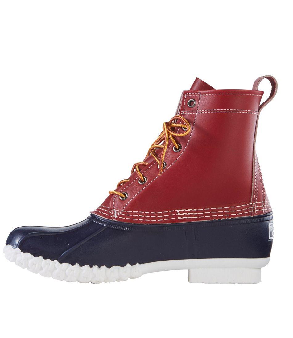 """Men's Small Batch L.L.Bean Boots, 8"""""""