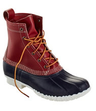 "Men's L.L.Bean Boots, 8"" Limited Edition"