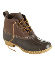 "Men's Small Batch L.L.Bean Boots, 6"" Tumbled-Leather"