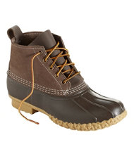 "Small Batch L.L.Bean Boots, 6"" Tumbled-Leather"