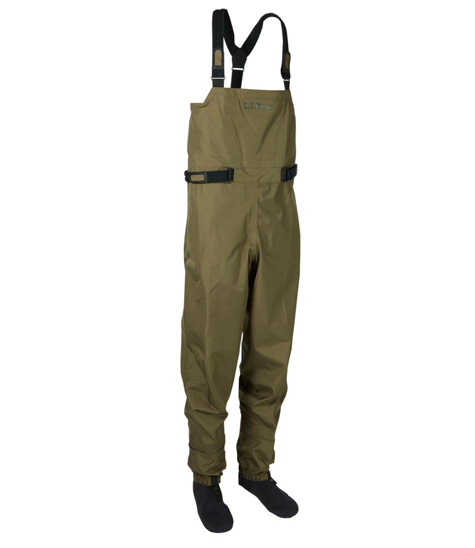 Men's Angler Super Seam Tek Chest Waders
