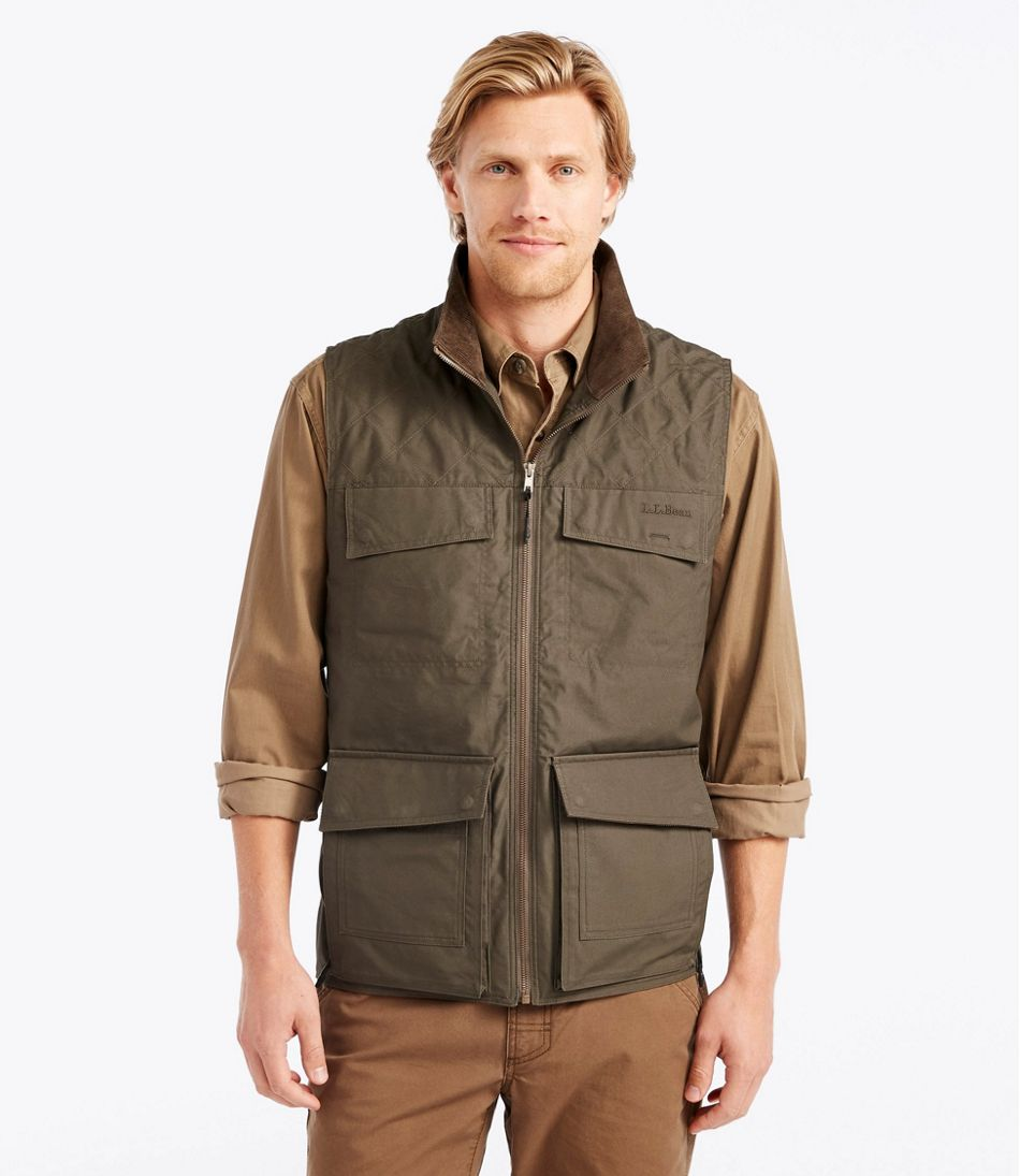 Men's Traveler's TEKCotton Vest