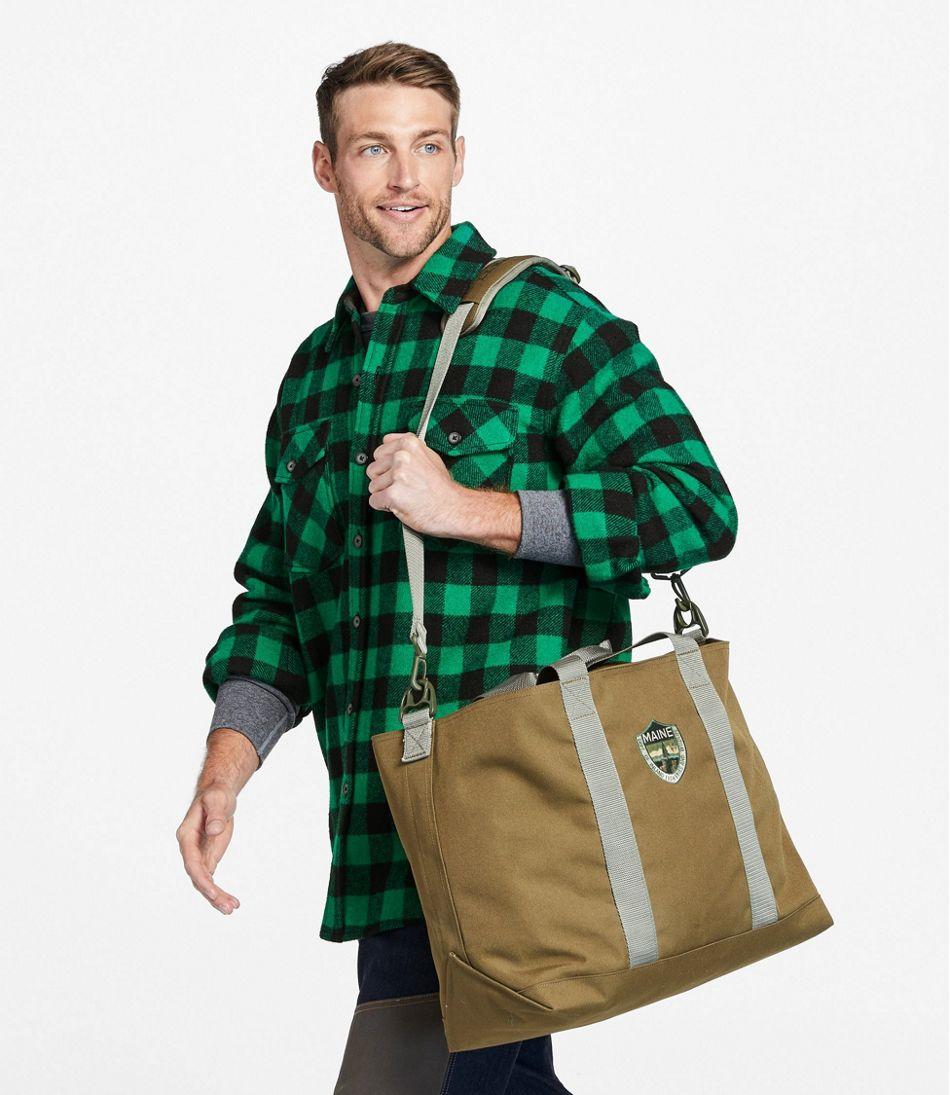 Maine Warden's Tote Bag