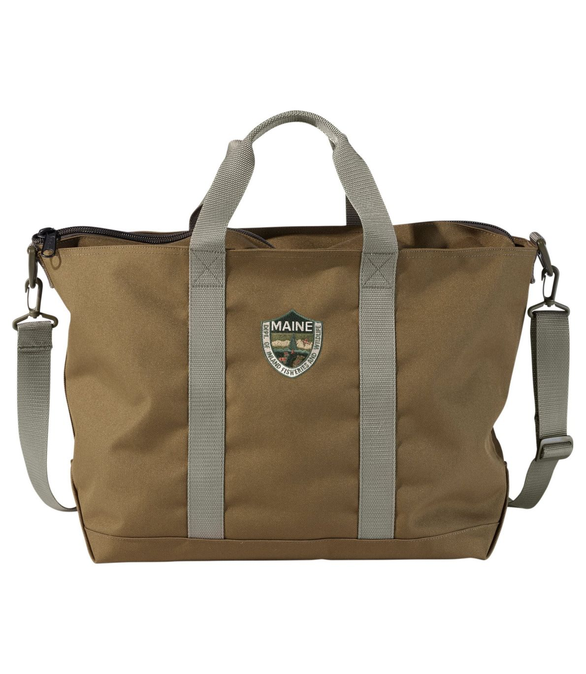 Maine Warden's Tote Bag