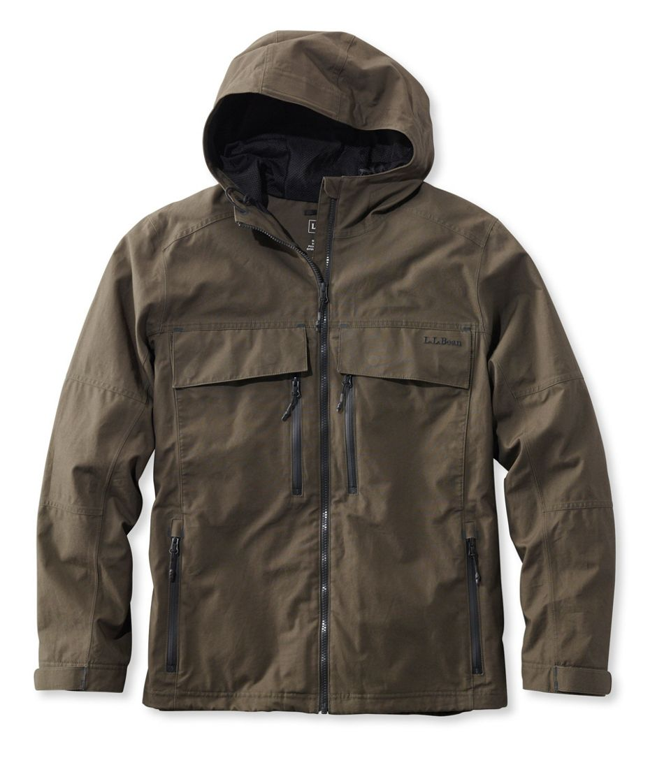 Men's Double L TEKCotton Fishing Jacket
