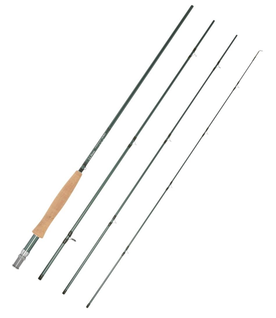 Streamlight Ultra II Four-Piece Fly Rod, 4-6 wt.