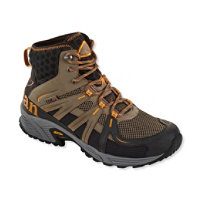L.L.Bean Waterproof Speed Hiking Men's Boots (Dark Cement/Black)