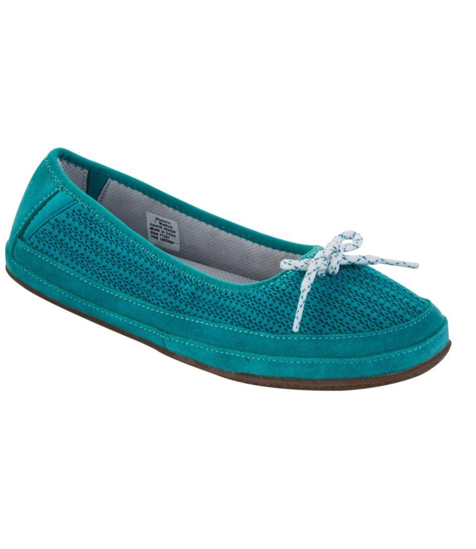 Women's Hearthside Slippers, Ballet Knit