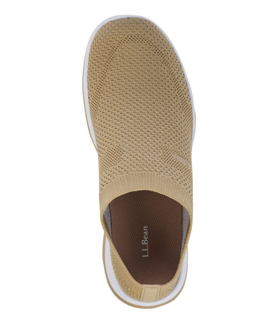L.L.Bean Summer Sneakers, Knit Slip-On