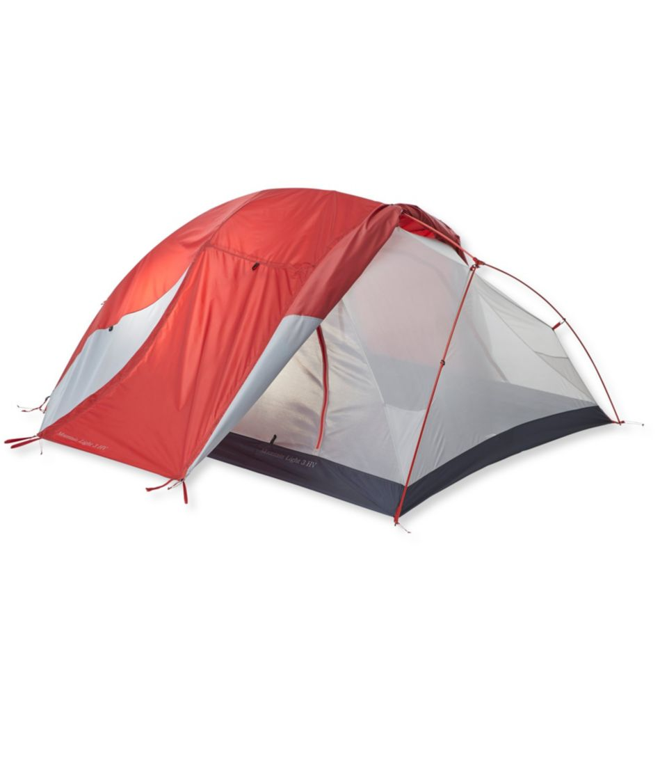 Mountain Light HV 3 Tent