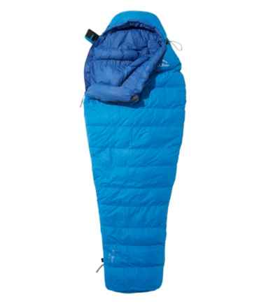 Women's L.L.Bean Down Sleeping Bag with DownTek, Mummy 20°