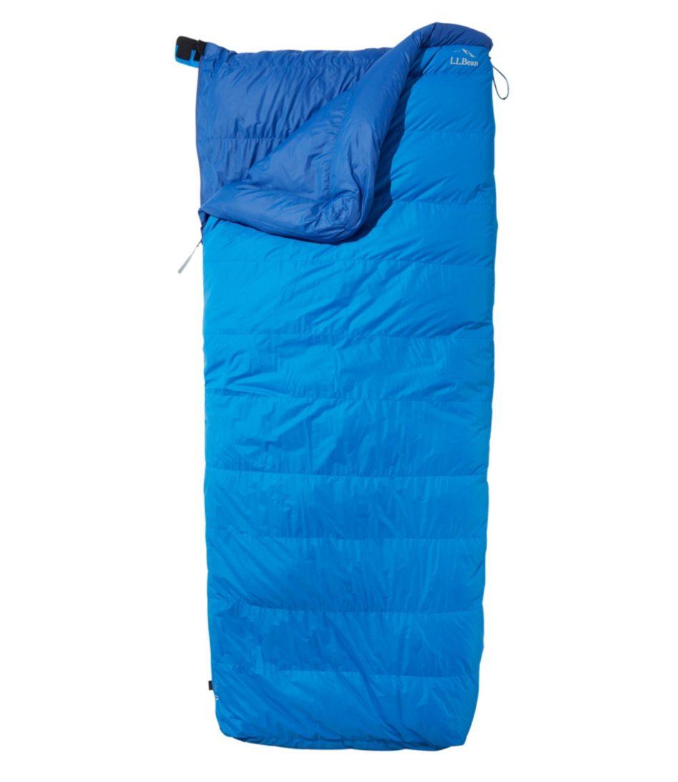 L.L.Bean Down Sleeping Bag with DownTek, Rectangular 0°
