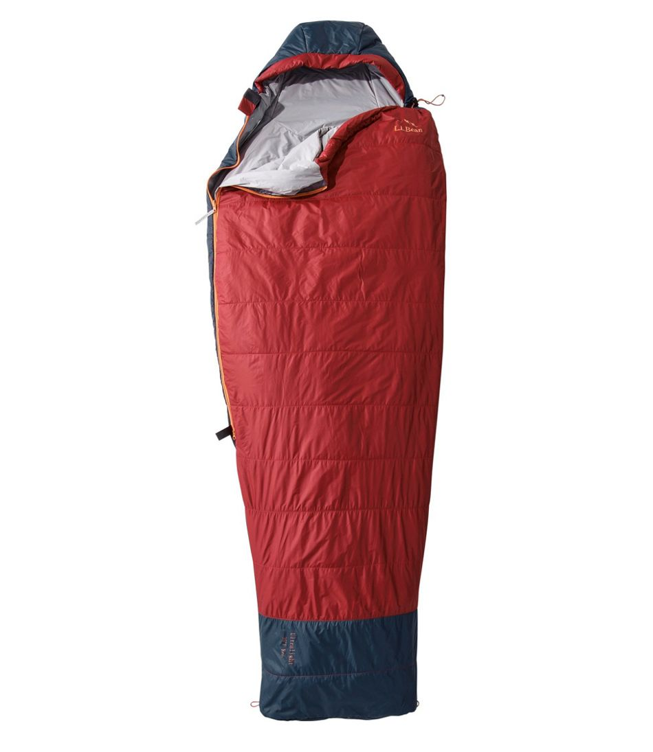 Adults' L.L.Bean Ultralight Sleeping Bag, 35°
