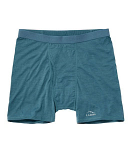 Men's Cresta Wool Ultralight Boxer Brief