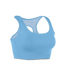 Seamless Racerback Sports Bra