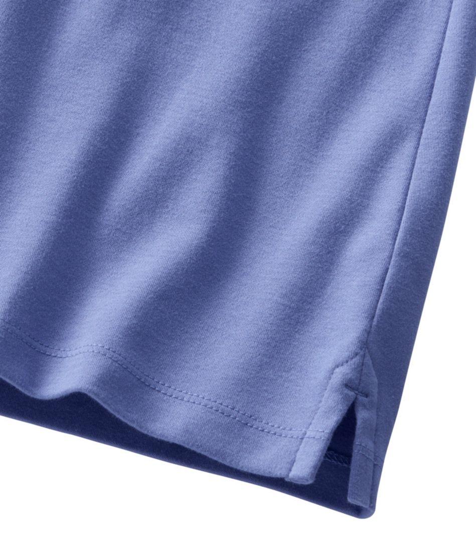 Women's L.L.Bean Tee, Three-Quarter-Sleeve Splitneck Tunic