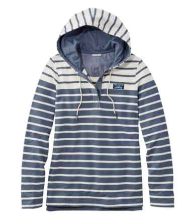 Soft Cotton Rugby, Hoodie Pullover Stripe
