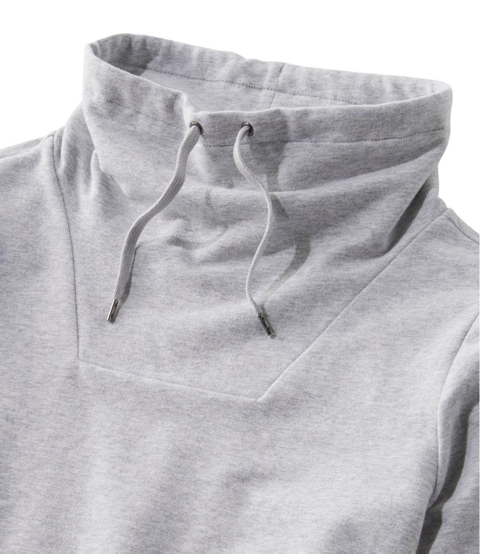 Women's Ultrasoft Sweats, Funnelneck Pullover