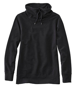 Women's Ultrasoft Sweats, Funnelneck Pullover