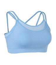 Seamless Strappy Sports Bra