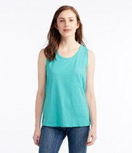 Super-Soft Shrink-Free Tank