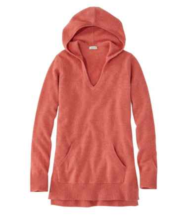 Women's Classic Cashmere Sweater, Pullover Hoodie