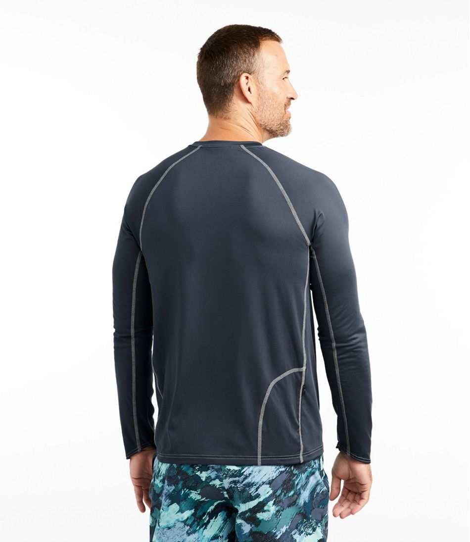 Men's Swift River Cooling Rash Guard