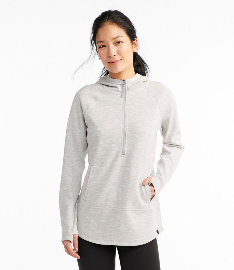 Herringbone Half-Zip Pullover