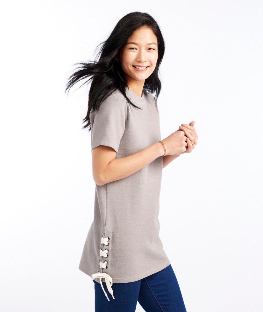 Signature Side-Tie Sweatshirt